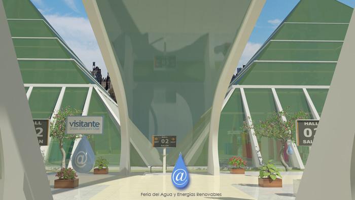 Imagem de Alta Resolucão de Feira da  Água e Energias Renovaveis